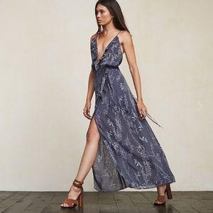Reformation Hayworth Dress Lavendula